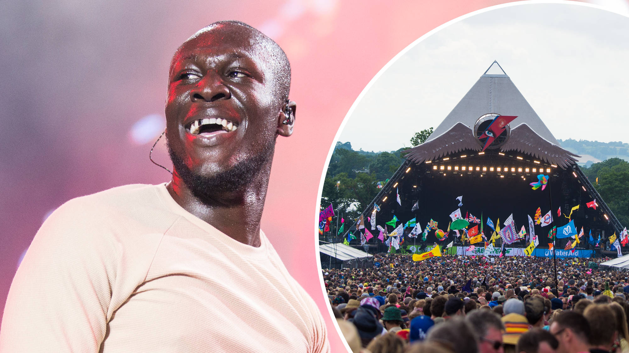 Stormzy Glastonbury 2019 Performance: How To Watch, Setlist, Times & More