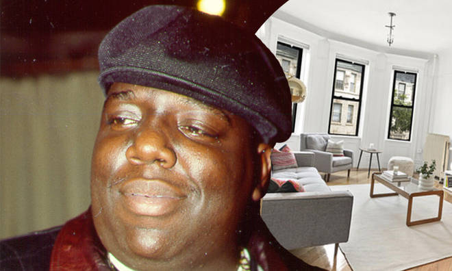 Biggie's Brooklyn Childhood Home Is Now Available To Rent
