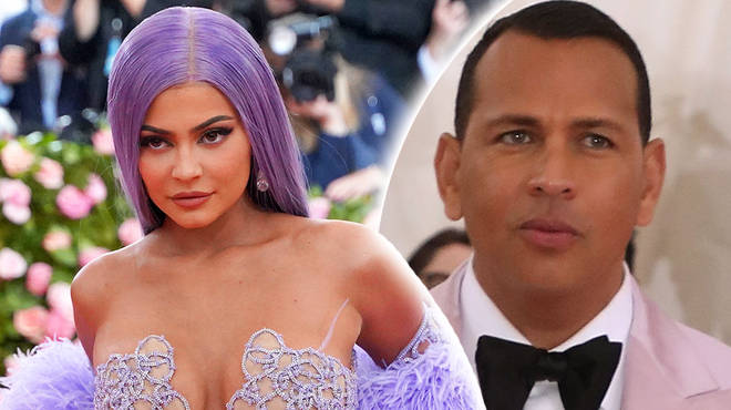 Kylie Jenner has clapped back at Alex Rodriguez on Twitter