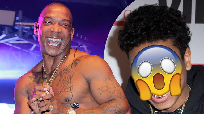 Ja Rule's son Jeffrey Atkins Jr. looks exactly like his father