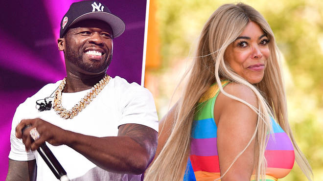 50 Cent has received backlash for trolling Wendy Williams