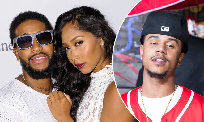 Omarion's ex-girlfriend Apryl Jones is said to be pregnant by fellow B2K member Lil' Fizz.