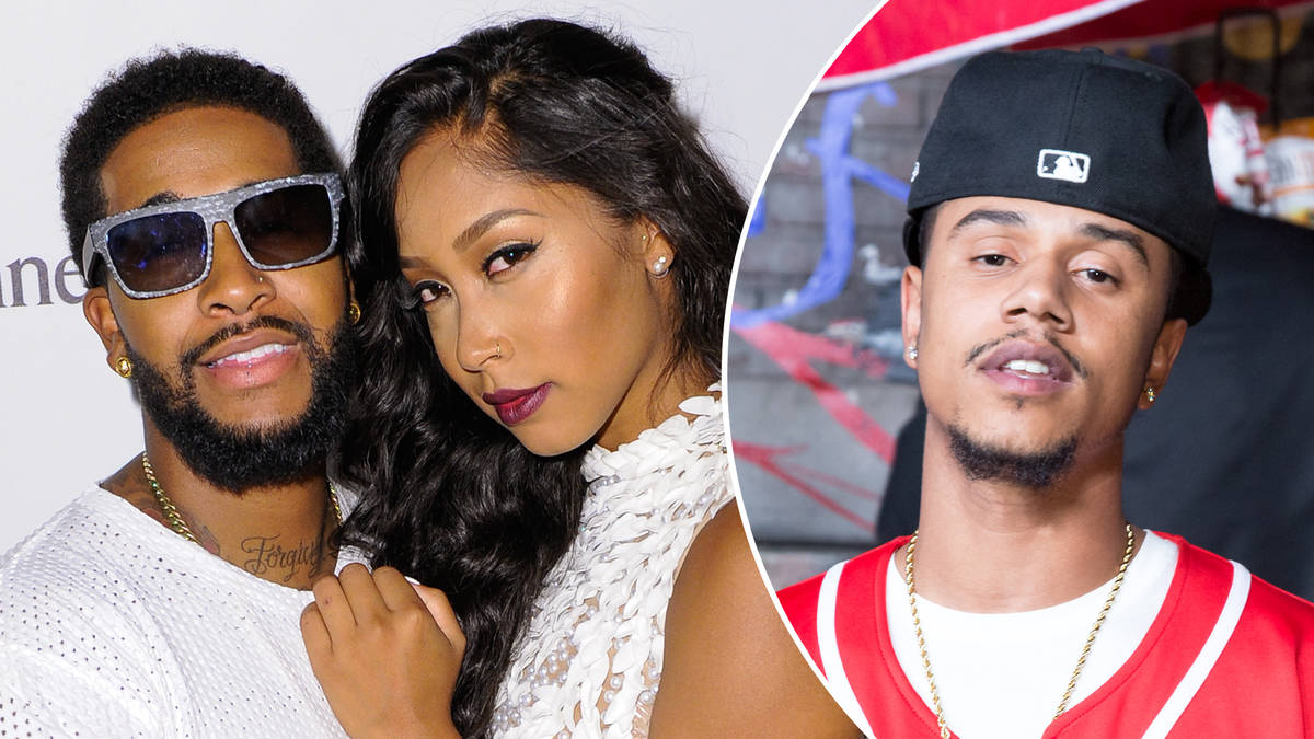 """Omarion's Baby Mama Apryl Jones """"Pregnant"""" With Lil Fizz's ..."""