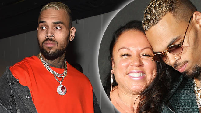 Chris Brown's mother has chimed in to the 'nice hair' lyric which has been seen as derogatory towards black women.