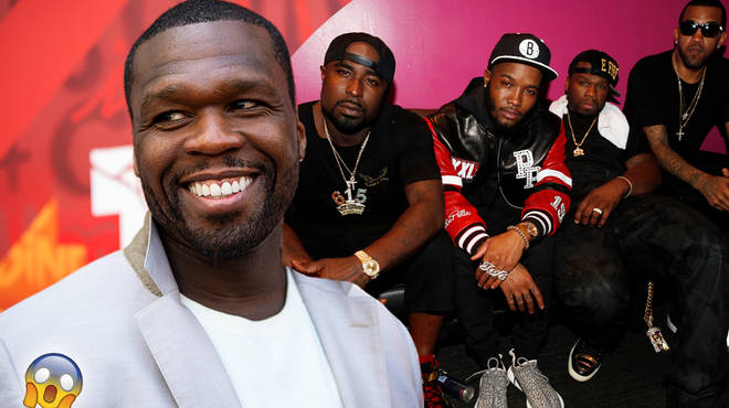 50 Cent has trolled his G-Unit members on Instagram