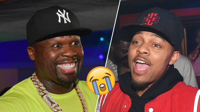 50 Cent held nothing back with his latest jab at Bow Wow.