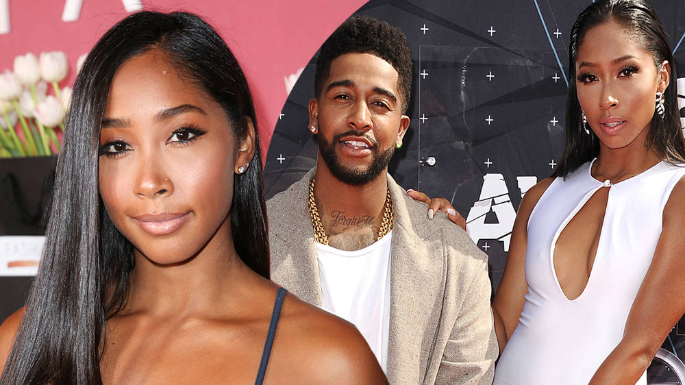 Omarion's Baby Mama Apryl Jones 'Exposes' Rappers Who Are Allegedly Thirsting After Her