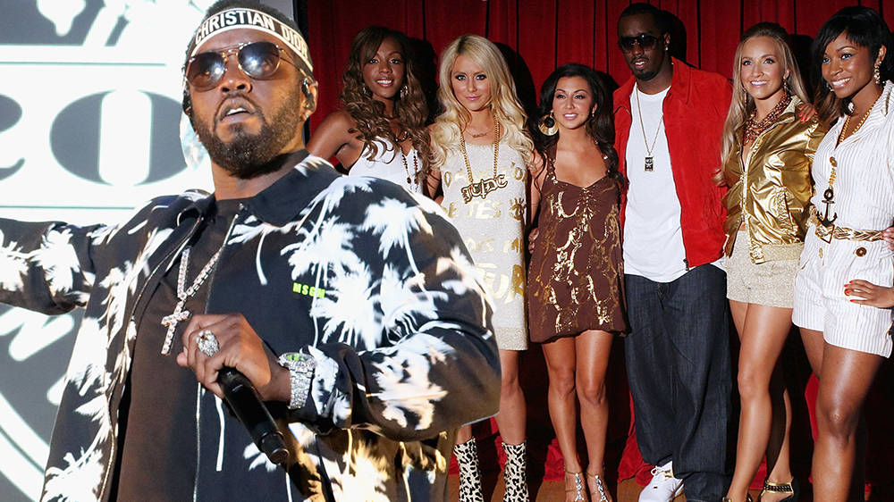 Diddy Slammed By Ex-Danity Kane Member Over Shock 'Making The Band' Announcement