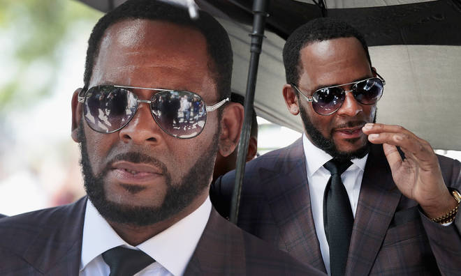 R Kelly has been arrested on federal sex trafficking charges.