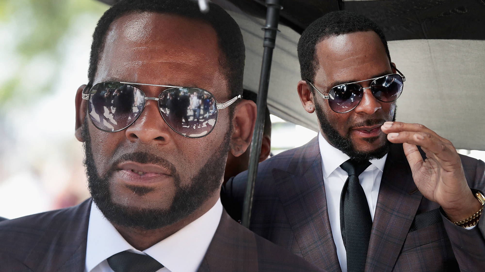 R. Kelly Arrested On Federal Sex Trafficking Charges In Chicago