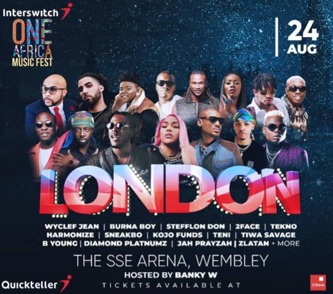 One Africa Music Festival 2019