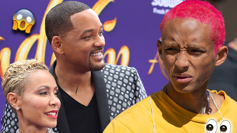Will Smith & Jada Pinkett Smith Reveal Shock Story On How Jaden Smith Was Conceived