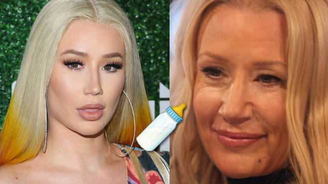 Iggy Azalea Trolls Herself After Taking On The FaceApp Age Challenge