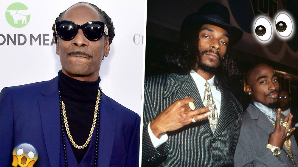 """Snoop Dogg Reflects On """"Special Moments"""" While Working With Tupac"""