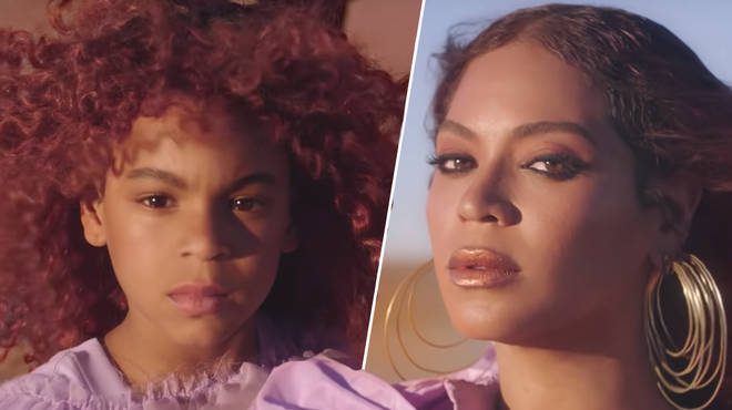 Beyoncé And Daughter Blue Ivy Feature In The Stunning Music Video For 'Spirit'