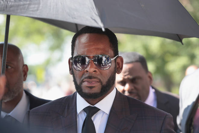 R. Kelly is facing a number of sexual abuse charges involving underage girls.