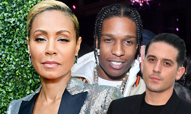 Jada Pinkett-Smith called out Swedish authorities by comparing G Eazy's past treatment to A$AP Rocky's.