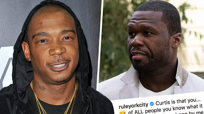 50 Cent gets trolled by Ja Rule as the rapper 'exposes' his alleged 'snitching' court documents