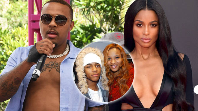 "Bow Wow referred to his ex-girlfriend Ciara as a ""B**ch* during his performance"