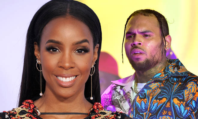 Kelly Rowland was accused of supporting Chris Brown following his controversial comments.