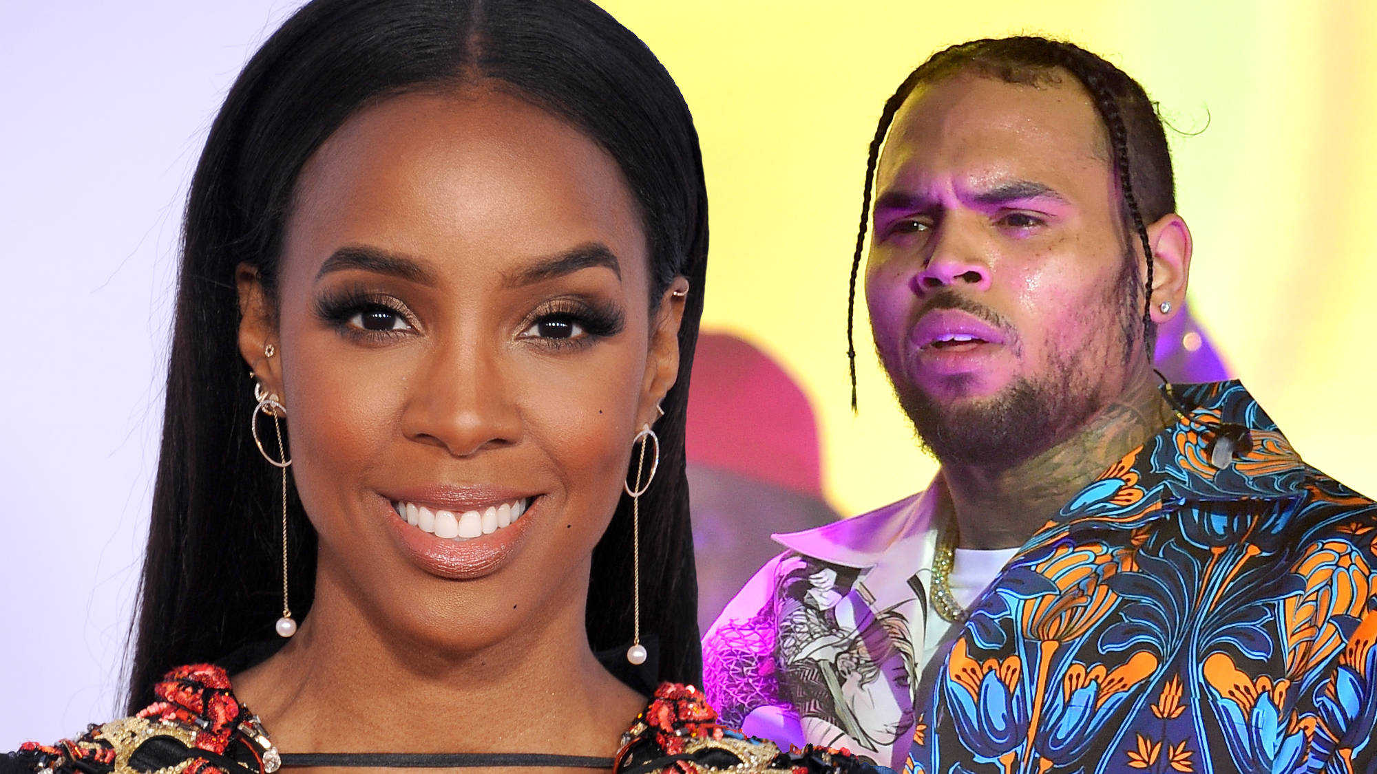 Kelly Rowland Responds After Defending Chris Brown Over His Controversial Capital Xtra