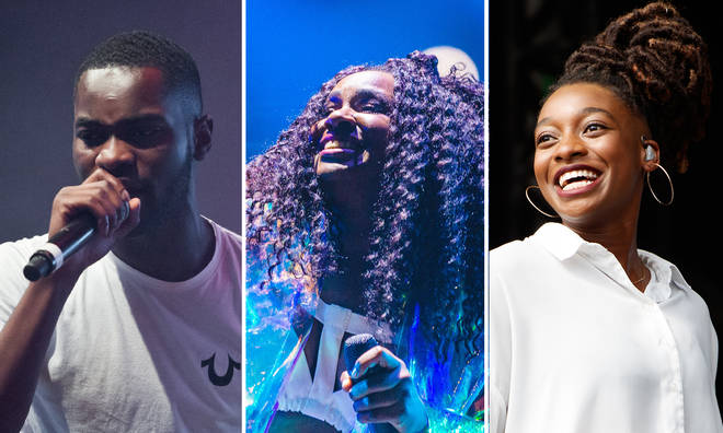 Dace, NAO and Little Simz all picked up nominations.