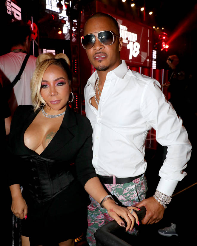 Tiny and T.I. broke up after the cheating allegations broke - Tiny even filed for divorce - but they later reconciled.