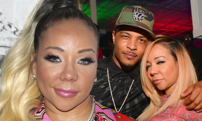 Tiny has spoken out on the cheating scandal that rocked her marriage with T.I.