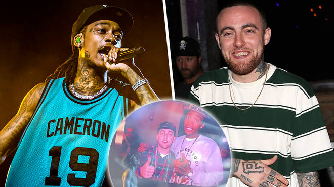 "Wiz Khalifa played ""See You Again"" during his tribute to Mac Miller"