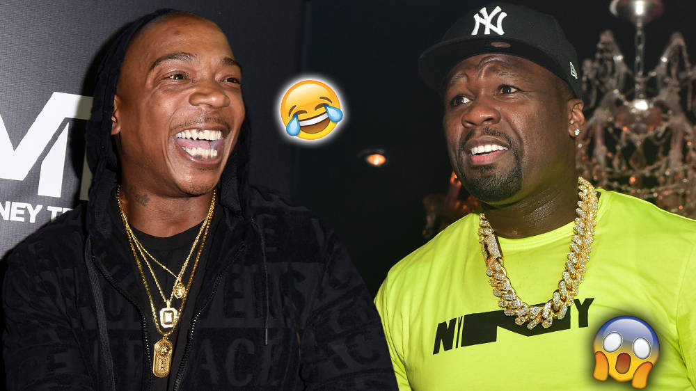Ja Rule Roasts 50 Cent By Dissing His 'Square Head' In Brutal Trolling Video - WATCH
