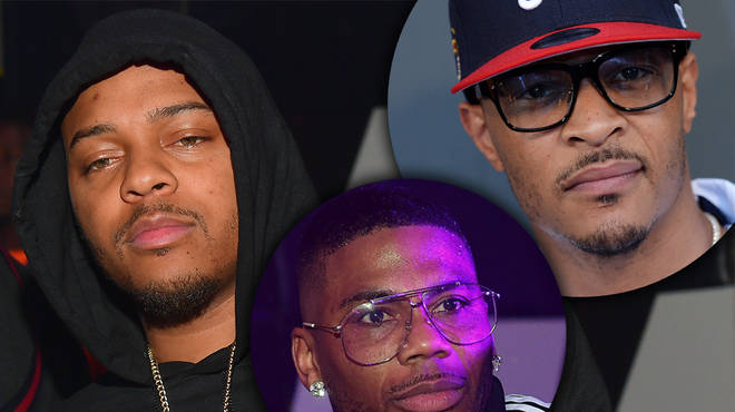 T.I & Nelly have checked their hip-hop peer Bow Wow for his 'disrespectful' comment about his ex-girlfriend Ciara