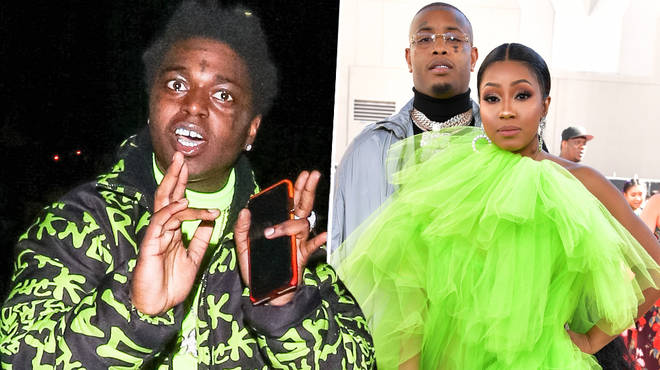 Kodak Black has received backlash after threatening Yung Miami's unborn child in new freestyle