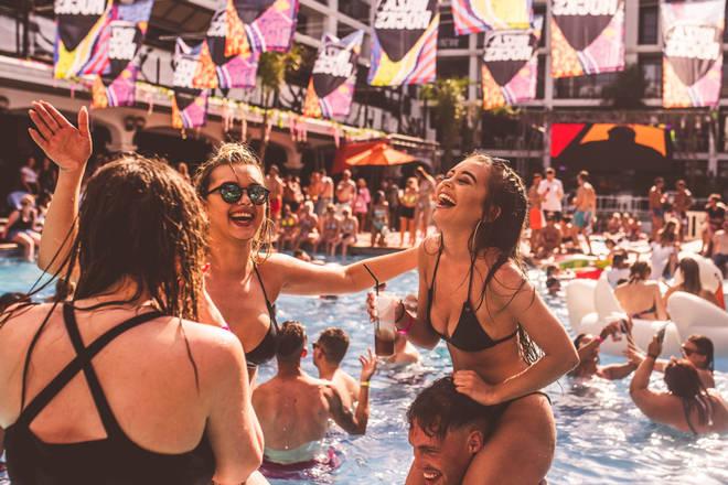 Ibiza Rocks Hotel is the No.1 youth destination in Ibiza.