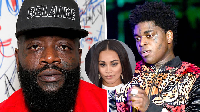 Rapper Rick Ross has defended Kodak Black and claims the rapper wouldn't disrespect Nipsey Hussle