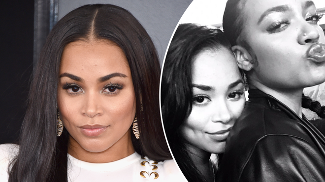 Lauren London paid tribute to her late boyfriend's sister, Samantha, on her birthday.
