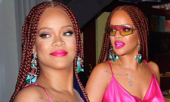 Is Rihanna about to drop some new music?