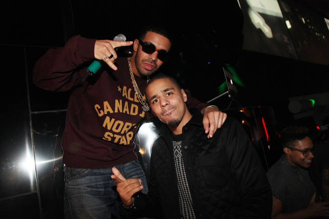 Drake and J. Cole's original version of 'Jodeci Freestyle' dropped in 2013.