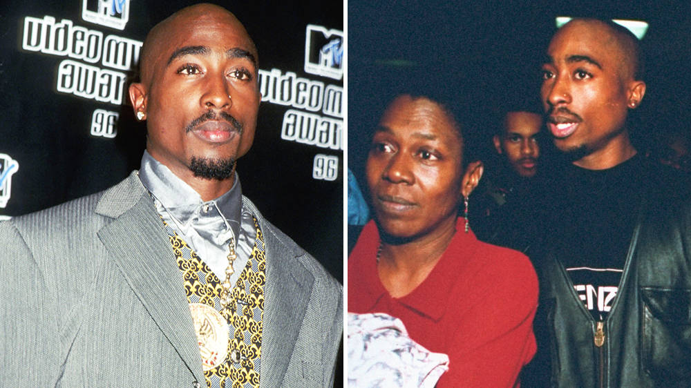 Tupac & His Mother Afeni's Real Life Stories Set To Be Uncovered In New Docu-Series