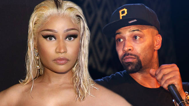 Nicki Minaj got heated with Joe Budden after he accused of her taking drugs.