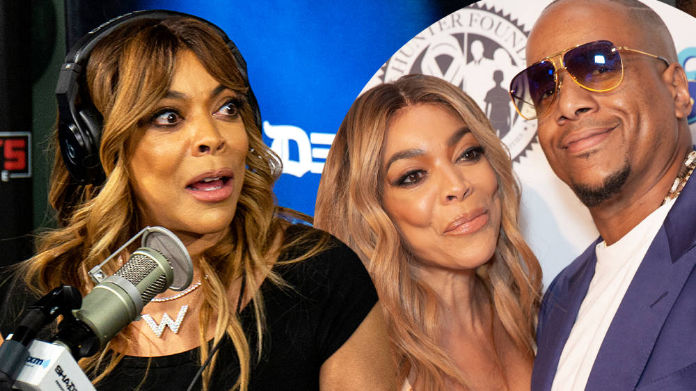 Wendy Williams Reveals Reason Why She Stayed With 'Cheating' Husband Kevin Hunter - LISTEN