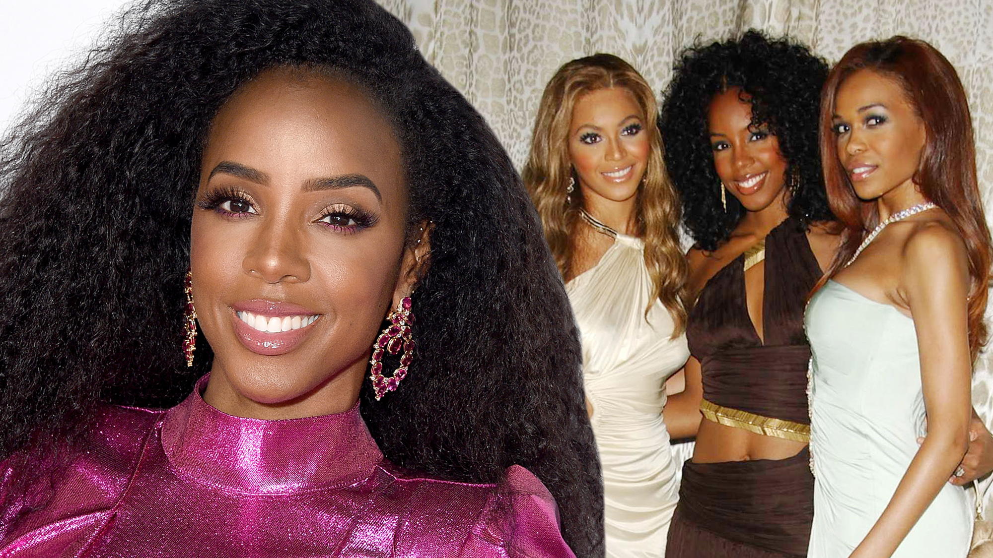 "Kelly Rowland Breaks Silence On Rumours Of Destiny's Child ""Reuniting For A World Tour"""