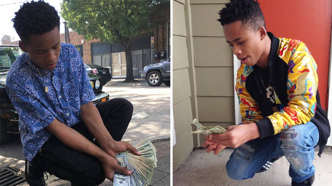 Tay-K denies he beat up an elderly man in the park in newly surfaced video