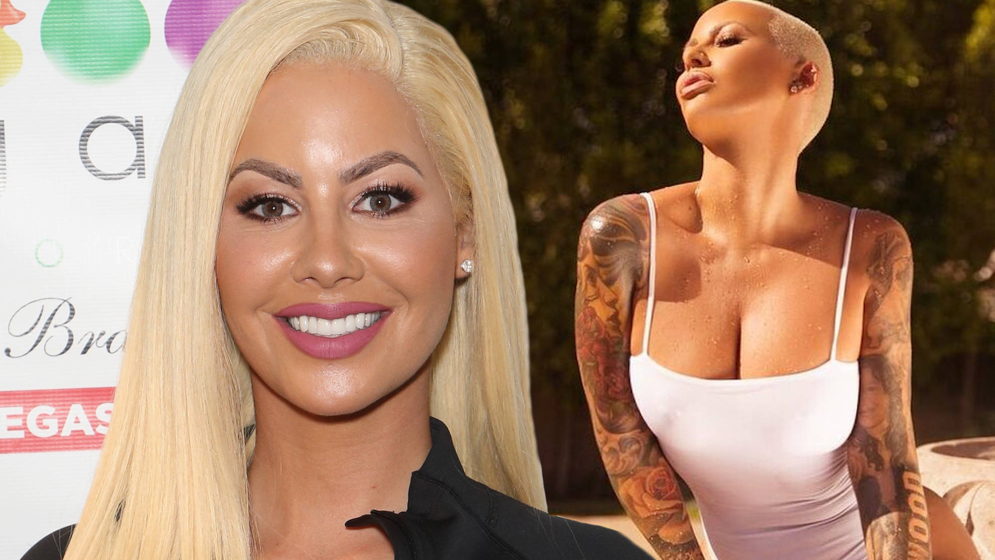 "Amber Rose Hilariously Responds After Being Named One Of The ""Greatest H*es Of All Time"""