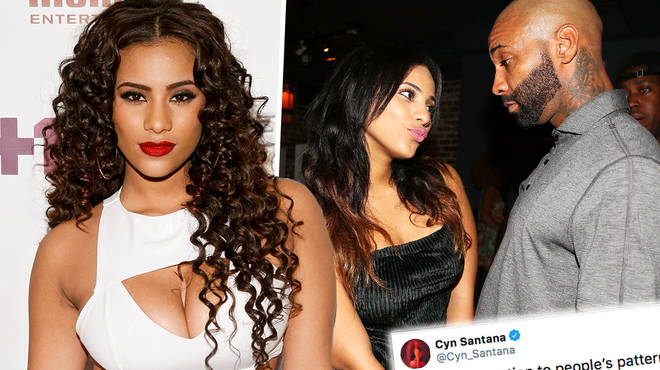 Cyn Santana has addresses Joe Budden's cryptic tweet suggesting she's keeping him away from their son