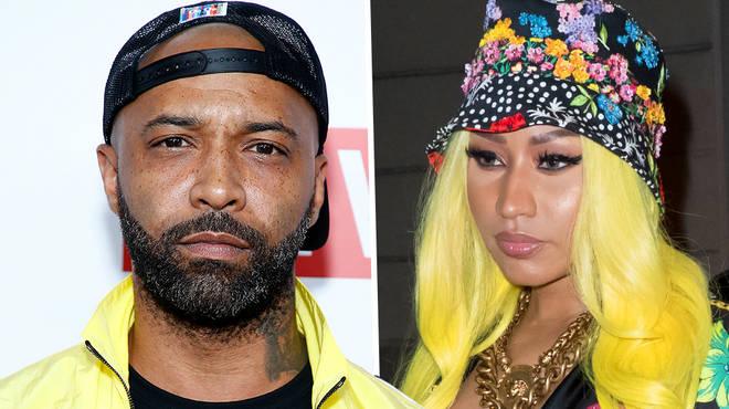 Joe Budden has spoke out on Nicki Minaj's claims that he tears down women