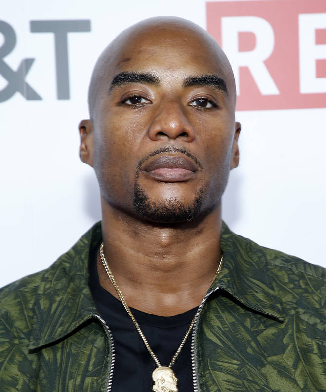 Charlamagne tha God slammed Nicki's claims that she's 'banned' from 'The Breakfast Club.' (Pictured here in July 2019.)