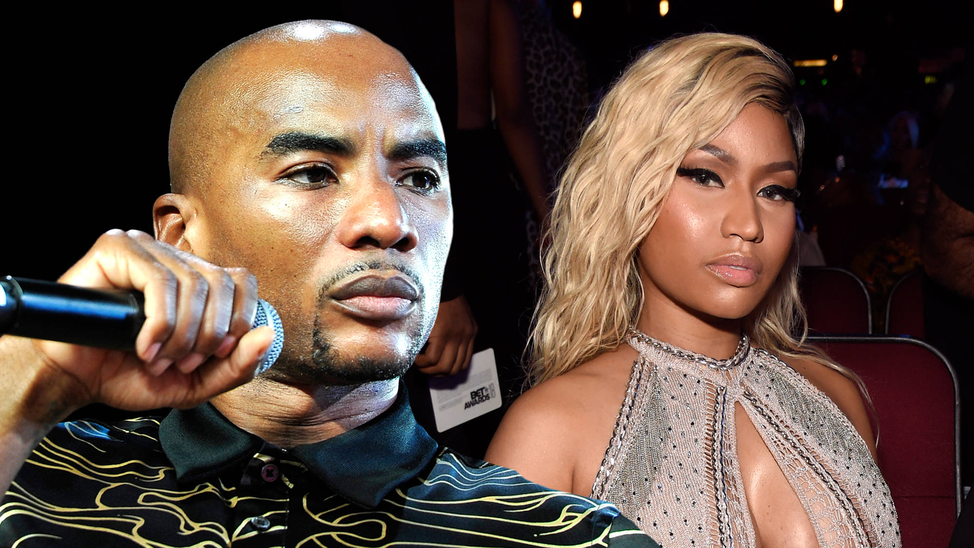 "Charlamagne Tha God Fires Back At Nicki Minaj After She Claims She's ""Banned"" From His Show"