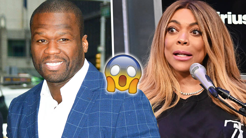50 Cent BLOCKS Wendy Williams From Entering His Pool Party In Savage Video - WATCH