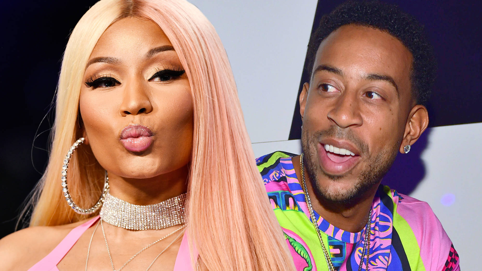 Nicki Minaj Fans SLAM Ludacris For Supporting Shawnna After She 'Shaded' The Rapstress