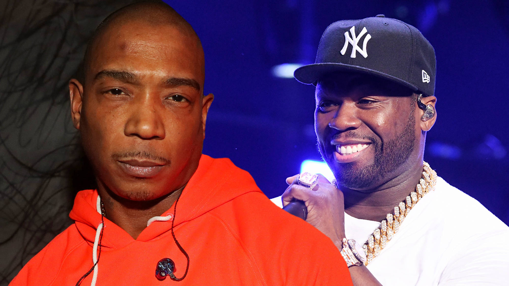 Ja Rule Responds After 50 Cent Trolls Him Over Buying 200 Front Row Seats To His Concert